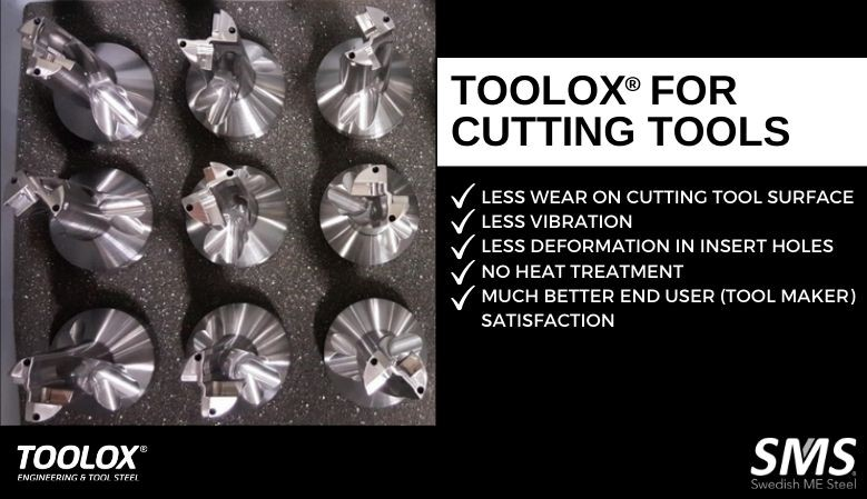 Toolox for cutting tools