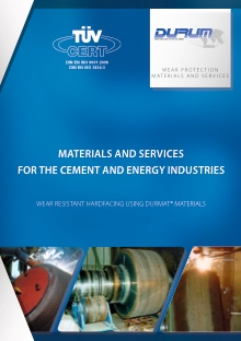 Brochure - Durmat - Cement