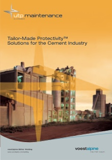 Brochure - UTP - Cement Industry