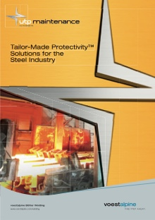 Brochure - UTP - Steel Industry
